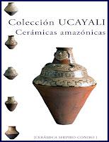 Cerámica Shipibo amazonas uyacali