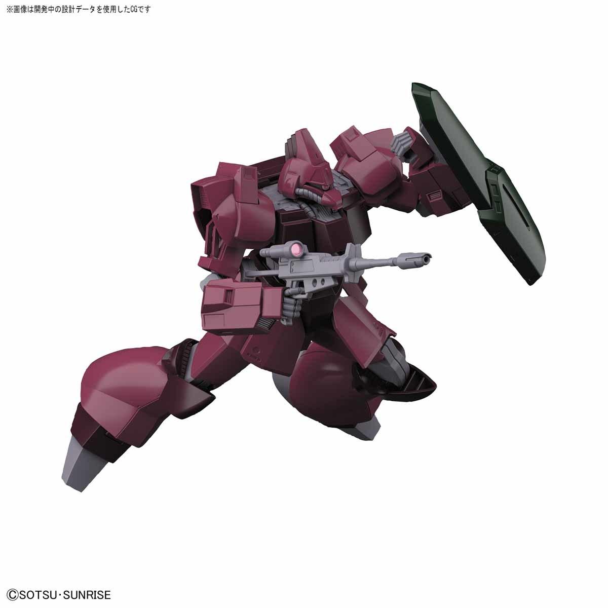 HGUC 1/144 RMS-117 GALBALDY β