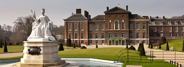 Kensington Palace London - www.All-About-London.com