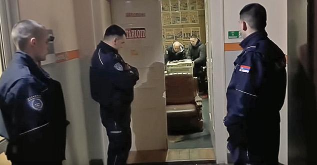#Magazin #Tabloid #Policija #Izvršitelji #Fašisti #Nacisti #Zločin #Vučić