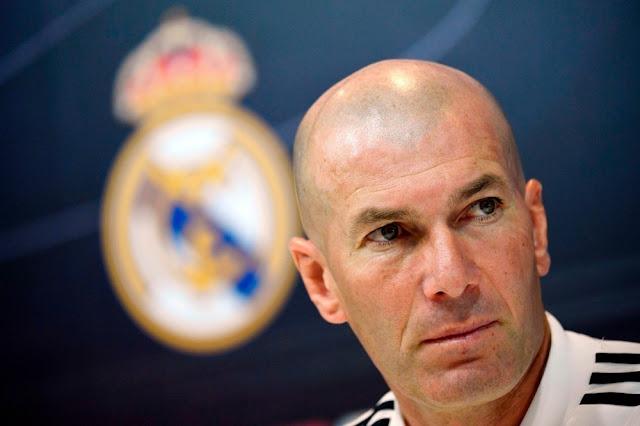 تعرف على قائمة زيدان المرشحة لريال مدريد