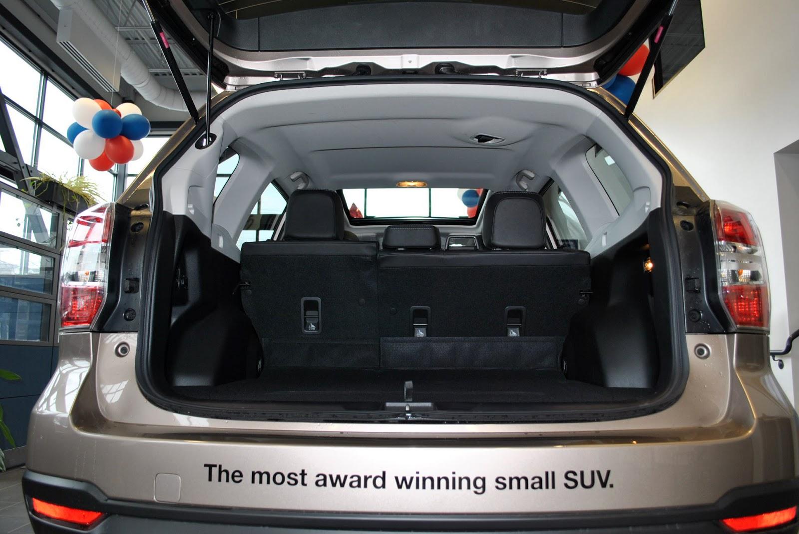 Subanews By Burlington Subaru 2014 Subaru Forester