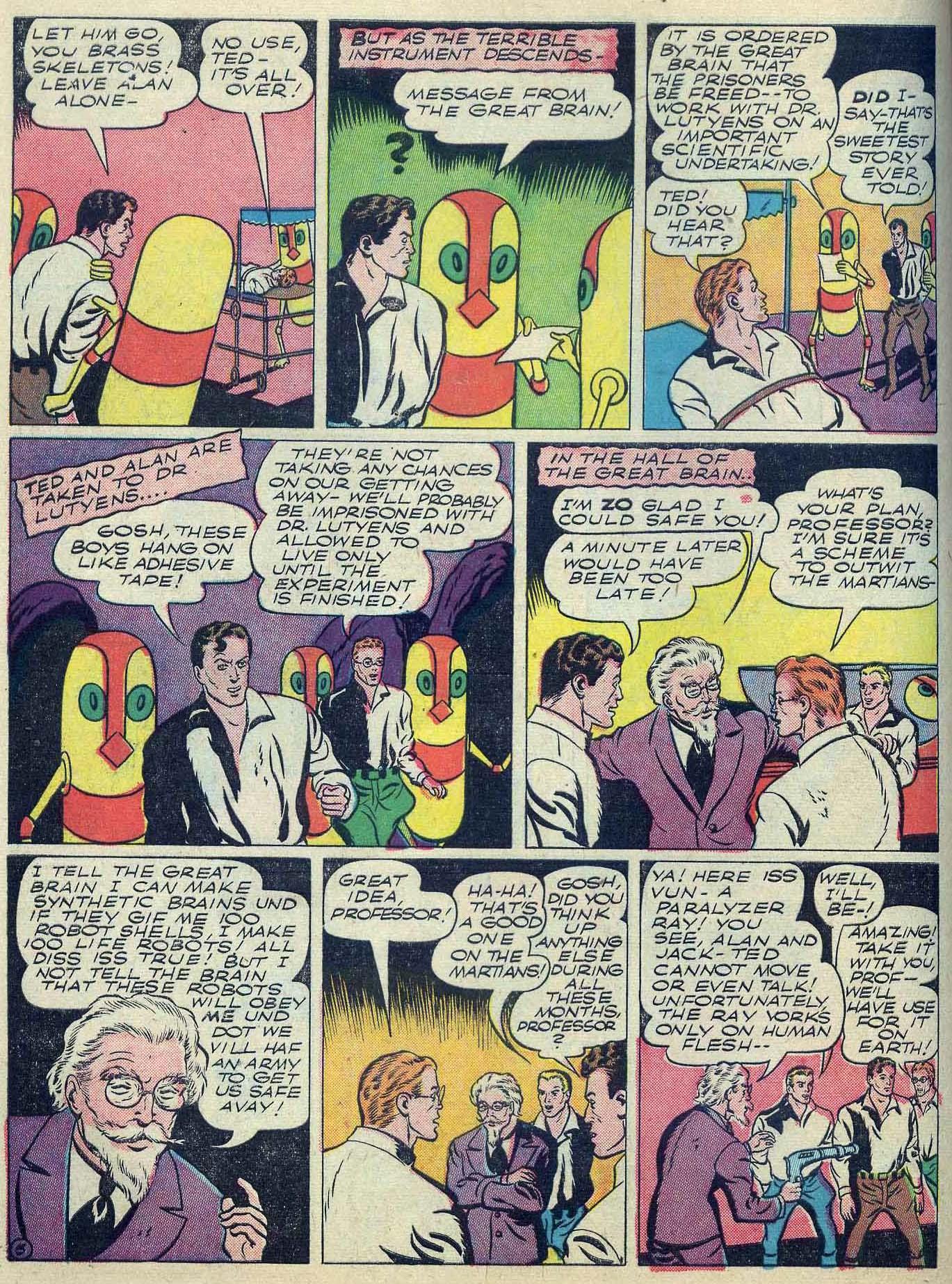 Read online All-American Comics (1939) comic -  Issue #24 - 42