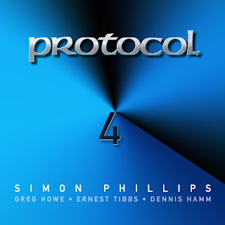 Simon Phillips - 2017 - Protocol IV