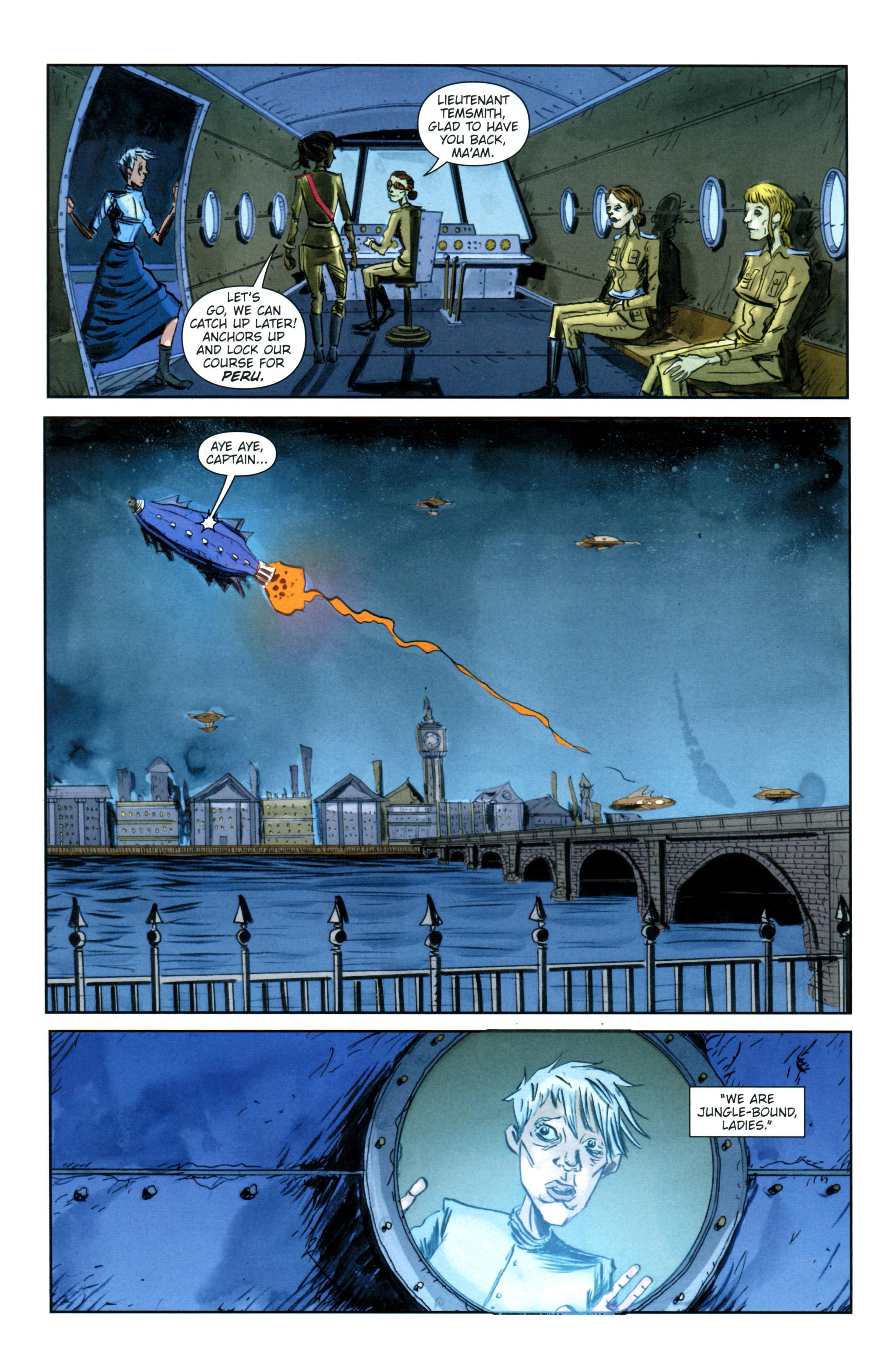 Read online Trillium comic -  Issue #6 - 14