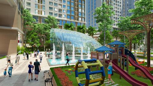 """Eco - Green City đón đầu xu hướng """"vì thế hệ cư dân toàn cầu"""" tại Việt Nam"""