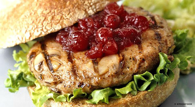 How to Make Turkey N Dressing Burger