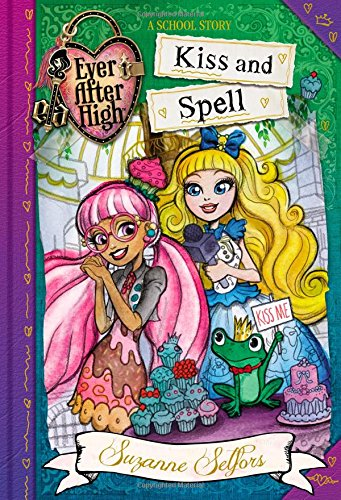 EAH Kiss and Spell (A School Story) Media