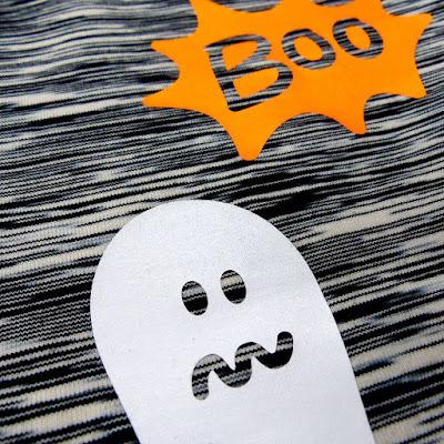 Boo und Gespenst plotten