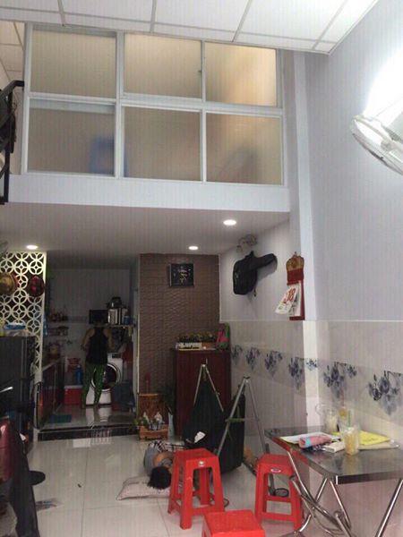 Bán nhà Lê Văn Phan phường Phú Thọ Hòa quận Tân Phú giá rẻ