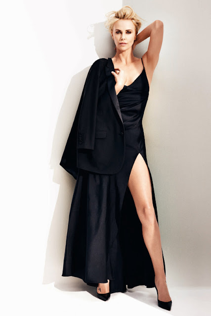 Charlize Theron - Alexi Lubormirski Photoshoot GQ UK
