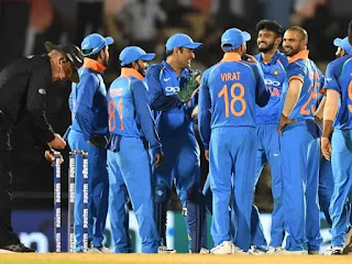 Score 5th ODI: Team India beat series 3-1
