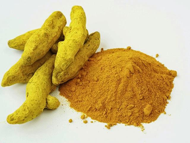 A cúrcuma, também conhecida como açafrão-da-índia, é uma planta asiática cobiçada por chefes e degustadores gastronômicos. Foto: Reprodução