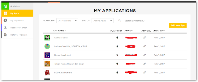 Hasilkan Ratusan Dollar dari Start APP, Begini Cara Pasangnya di Aplikasi Android