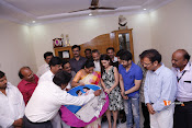 MP Kavitha Launches Jeelakarra Bellam Audio-thumbnail-16