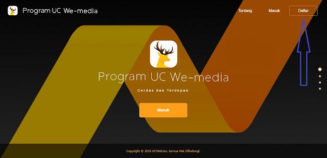 Menjadi Penulis Artikel di Aplikasi UC News