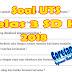 Soal UTS Kelas 3 SD Semester 2 2018  Kurikulum 2013 Terbaru