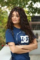 Actress Rithika Sing Latest Pos in Denim Jeans at Guru Movie Interview  0236.JPG