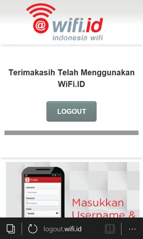 4 Cara Logout WiFi ID di HP & PC dengan Mudah 2021