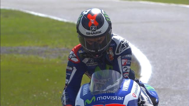Lorenzo : Ditengah Balapan Saya Ingin Berhenti