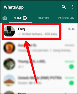 Cara Ganti Foto Profil WhatsApp Orang Lain di HP Kita 29