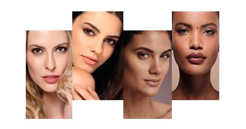 Como escolher a cobertura e cor de base ideais para sua pele + sugestões de produtos!