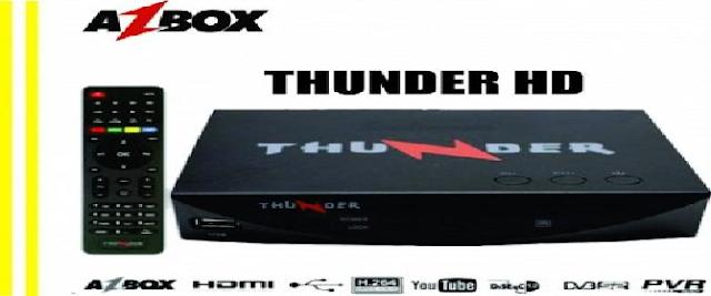DUMP PARA CS AZBOX THUNDER TRANSFORMADO EM ONIX - 06/05/2016