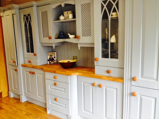 Kitchens from Clare Building Maintenance