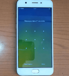 Cara Hard Reset Dengan Wipe Data HP Oppo A57