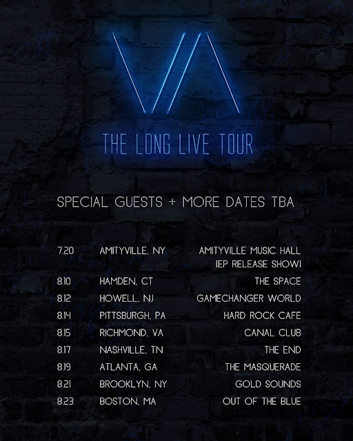 VISTA - The Long Live Tour