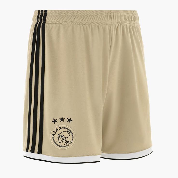 AFC Ajax 2018-19 Adidas Kit - AbeKits