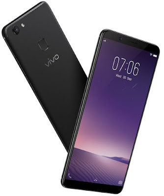 Vivo V7+ with 5.99 inch Full View HD display, Snapdragon 450 Launched in India