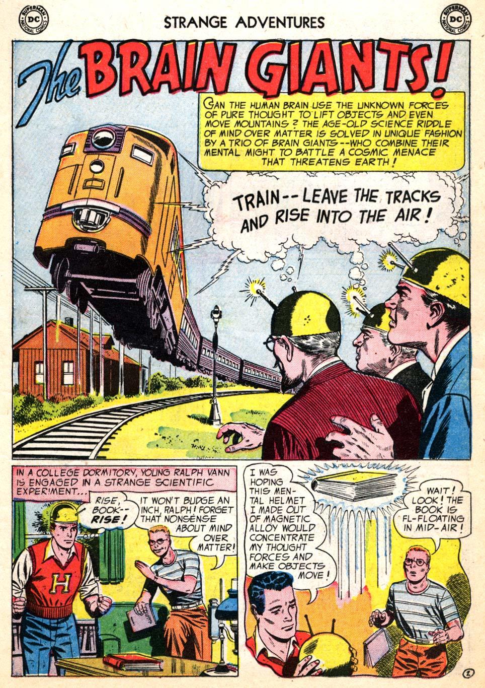 Strange Adventures (1950) issue 49 - Page 11