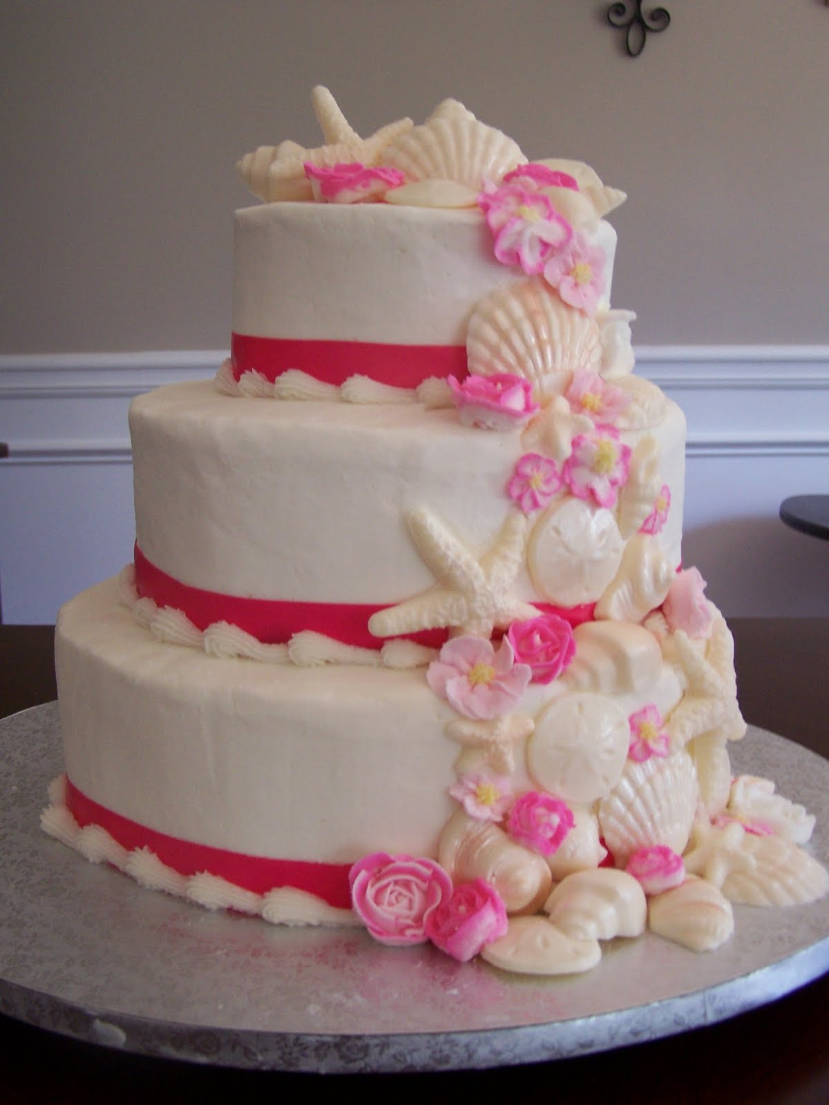 Allergy Free Wedding Cakes