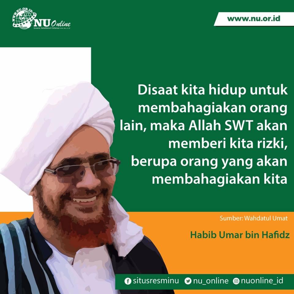 Kata Mutiara Nasehat Terbaru Dari Habib Umar Bin Hafidz Meme Comic