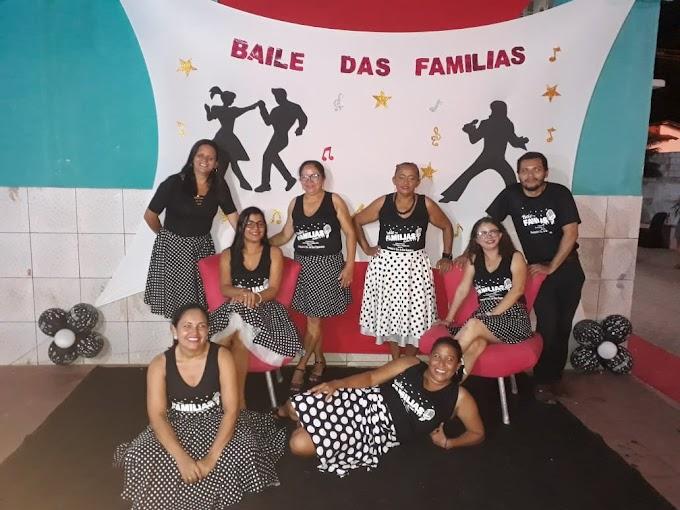 Pastoral Familiar promove Baile das Famílias em Esperantina