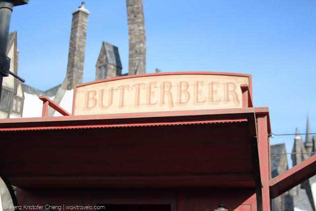 Butterbeer Shop- Universal Studios
