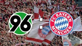 Бавария – Ганновер-96 смотреть онлайн бесплатно 4 мая 2019 прямая трансляция в 16:30 МСК.