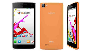 MyPhone Agua Rio Lite S4700 Android 4.2 Jelly Bean