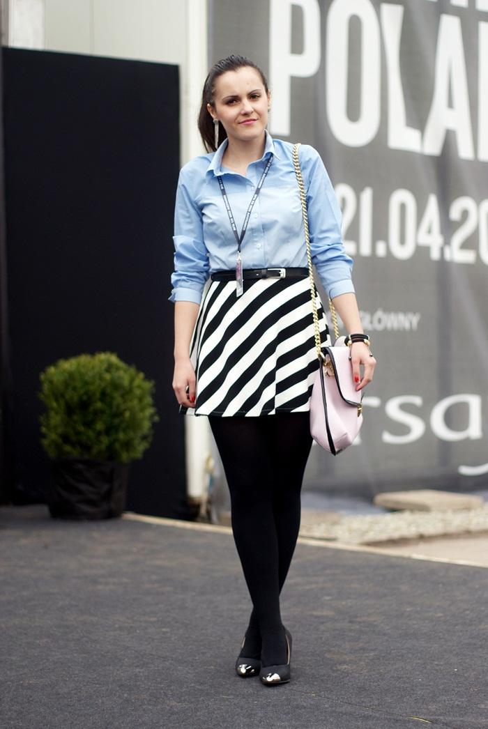 polska blogerka na fashion weeku