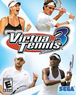 Virtua Tennis 3 PC Game