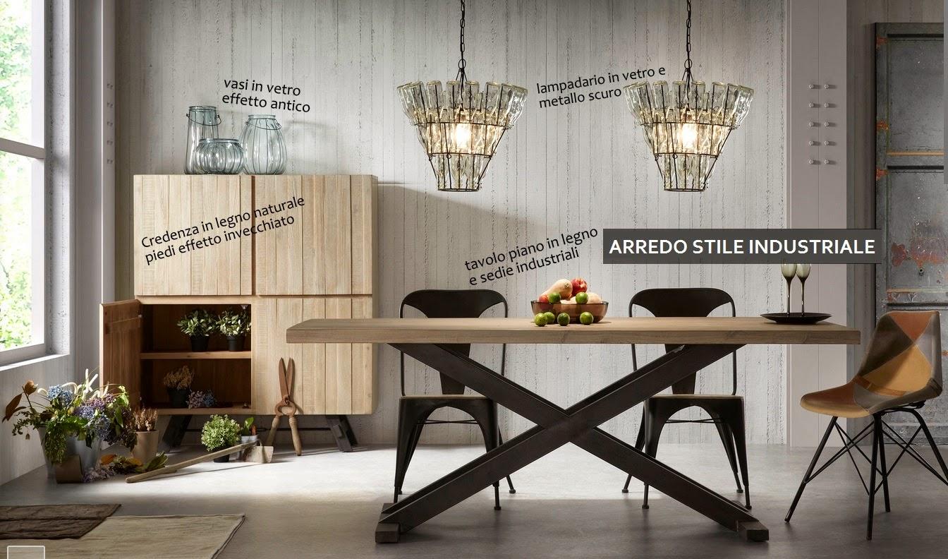 Arredamento vintage online tavolo da soggiorno brandon