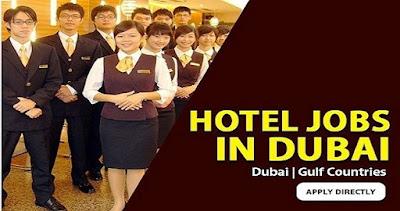 Hotel Jobs In Dubai