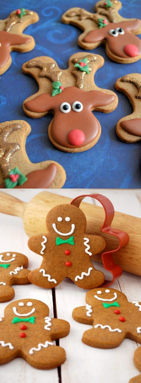 Ginger Bread Cookies Recipe Christmas