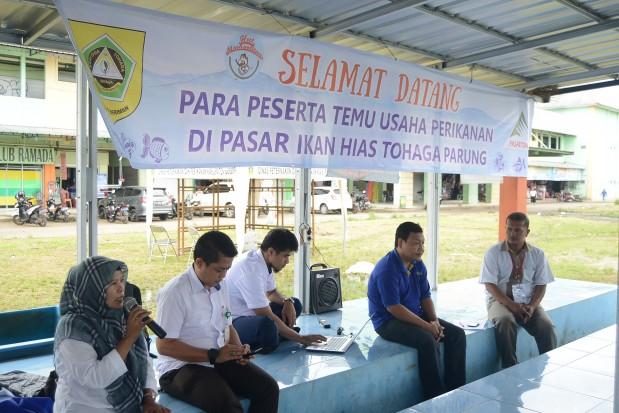 Perayaan HUT Minapolitan ke-8, Dinas Perikanan Kabupaten Bogor.