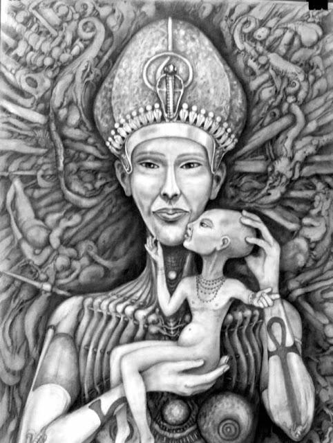 Akenatón, el faraón extraterrestre