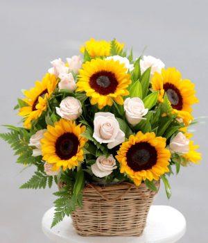 hoa sinh nhat cho nam