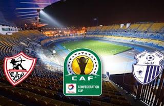 الزمالك يفوز بثلاثية على إتحاد طنجة المغربى ويتأهل الى دور المجموعات بكأس الكونفيدرالية الأفريقية 2019 تقدم زملكاوى