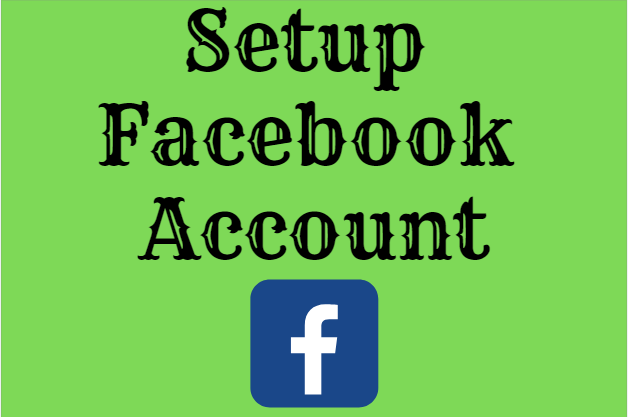 Setup Facebook Account