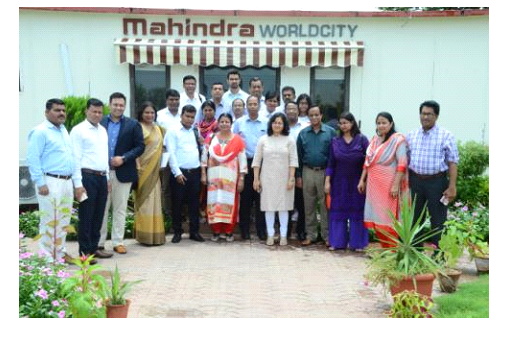 Mahindra World City, Jaipur welcomes government delegation from Bangladesh